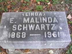 "Emily Malinda ""Linda"" Schwartz"