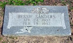 Bessie Sanders