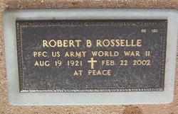 Robert B Rosselle