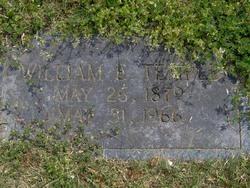 William Edward Temple