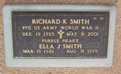 Richard K Smith