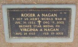 Virginia A Nagan