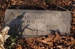 Pat Harris Malone