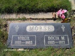Docia M Morse