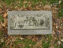 Mary F Walz