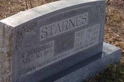 Bert Miller Starnes