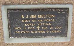 R J Jim Melton