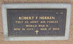 Robert F Herren