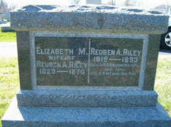Elizabeth M. <I>Marine</I> Riley
