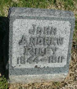 John Andrew Riley