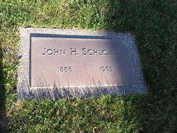 John H Schlomer