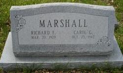 Richard Ferne Marshall