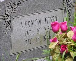 Vernon Fitch