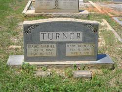 Mary <I>Rodgers</I> Turner