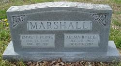 Emmett Ferne Marshall