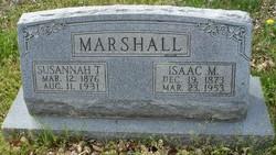 Susannah <I>Turman</I> Marshall