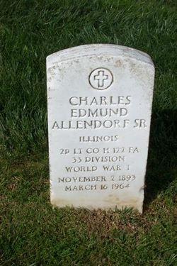 Charles Edmund Allendorf, Sr