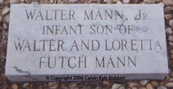 Walter Mann, Jr
