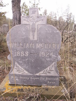 William Henry McNary, Jr
