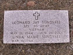 Leonard Jay Sundvall