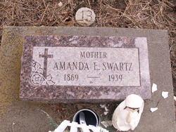 "Amanda Elzora ""Manda"" <I>Taylor</I> Swartz"
