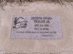 Joseph David Taylor, Jr