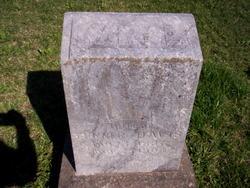 Mary Eliza <I>Gruver</I> Davis