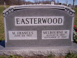 M. Frances Easterwood