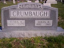 Flora B. <I>Robertson</I> Crumbaugh