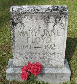 Mary Jane <I>Thames</I> Floyd