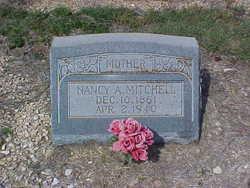 Nancy Agnes <I>Cowan</I> Mitchell