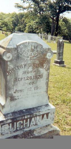 Joseph W Buchanan