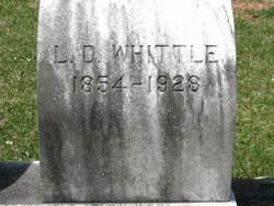"Levi David ""Lee"" Whittle"