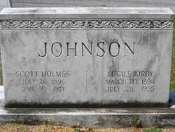 Scott Holmes Johnson