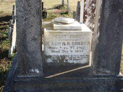 Mary Reed Gordon
