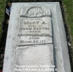 Mary A. Bartol