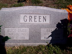 Alice Daisy Green