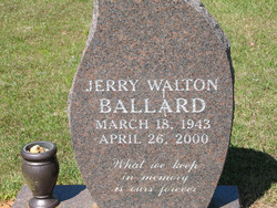 Jerry Walton Ballard