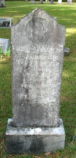 John Franklin Bland