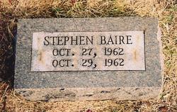 Stephen James Baire