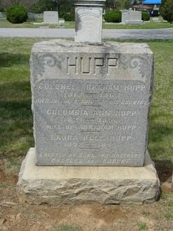 Columbia Ann Hupp