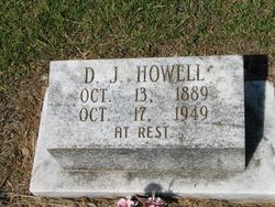 D. J. Howell