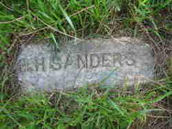 H S Sanders