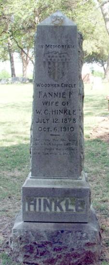 Fannie F. Hinkle