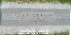 """Milton L. """"Dugan"""" Clemetson"""