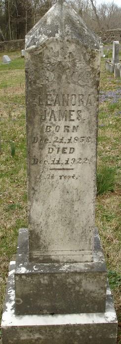 Eleanora James