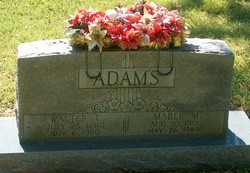Mabel V. <I>Meals</I> Adams