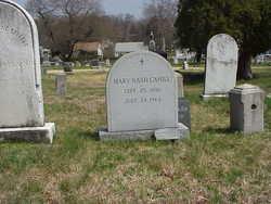 Mary <I>Nash</I> Cahill