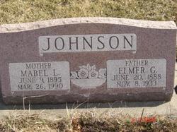 Elmer G Johnson