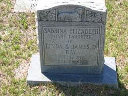 Sabrina Elizabeth Ray
